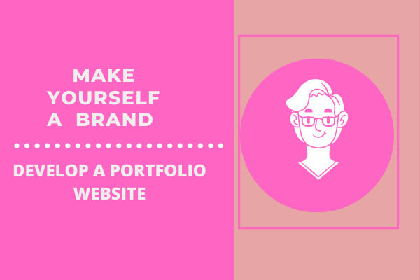 I will create a portfolio website for you and your business