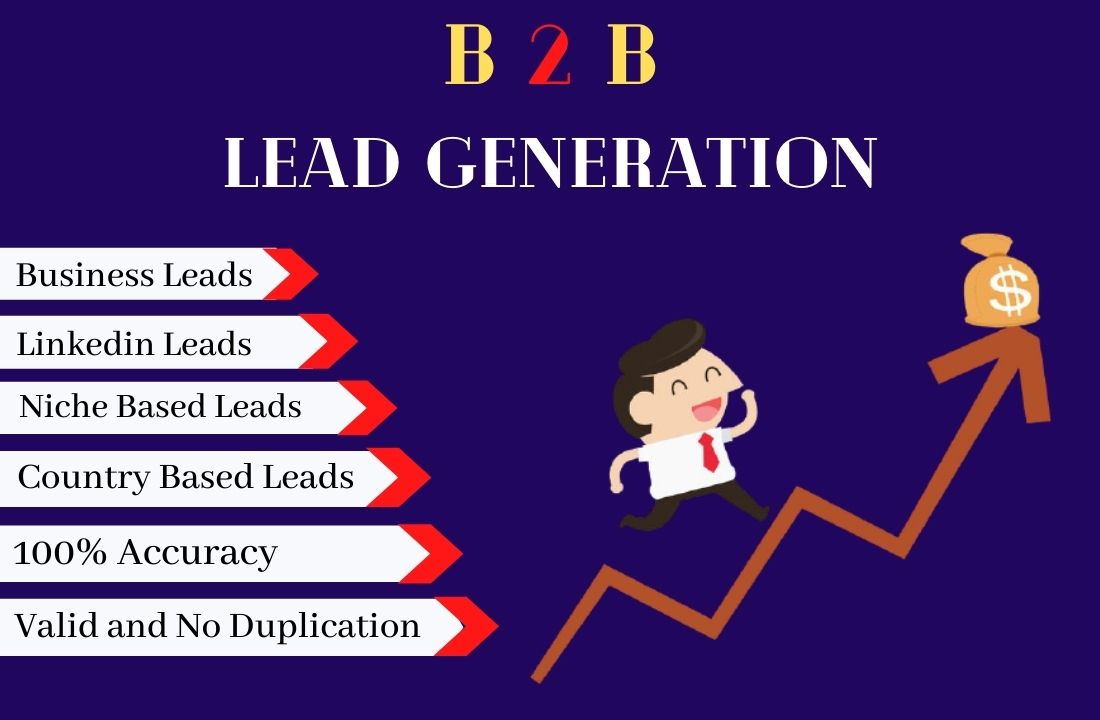 I will collect 1k niche based Business Leads