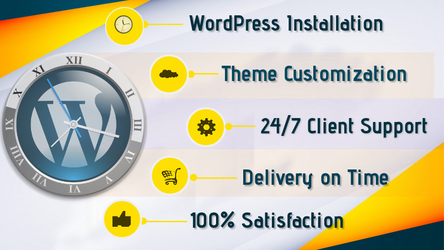 I'll Create,  Copy & Clone SEO-Friendly Wordpress Website WITHIN 36 HOURS