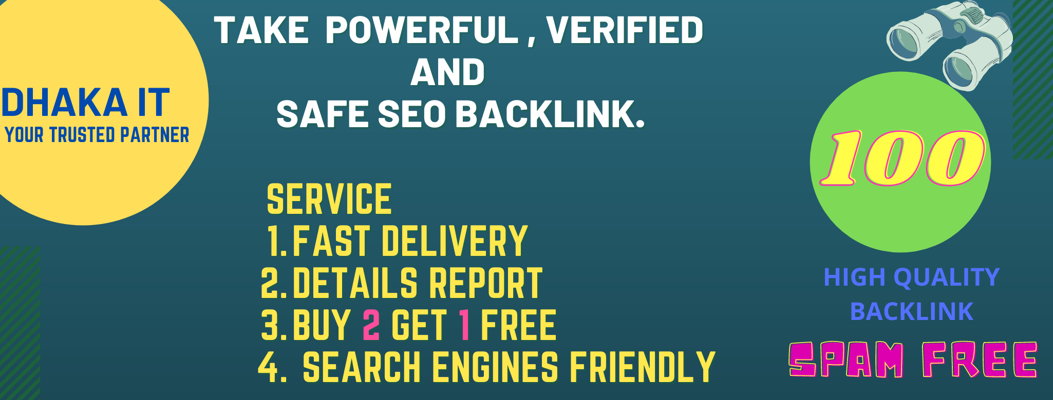 GET 60 + Safe homepage BACKLINKS and get 30+ free.
