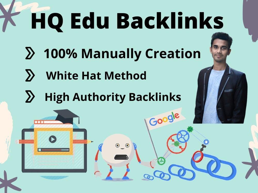 20 HQ Edu Blog Commenting Backlinks For Ranking Website