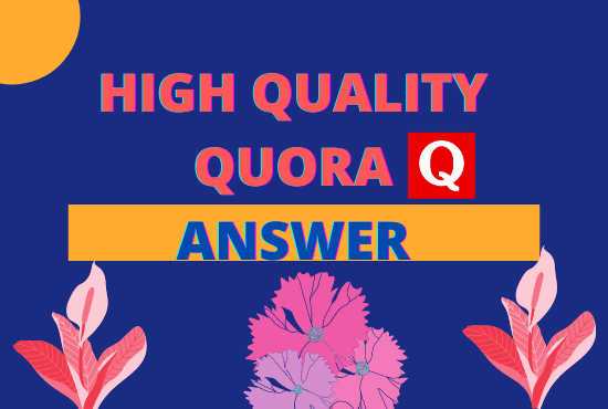 Promote your website with 15 H.Q. Quora Answer