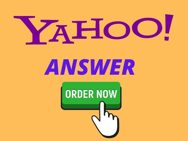 Promote your website by 10 yahoo answer