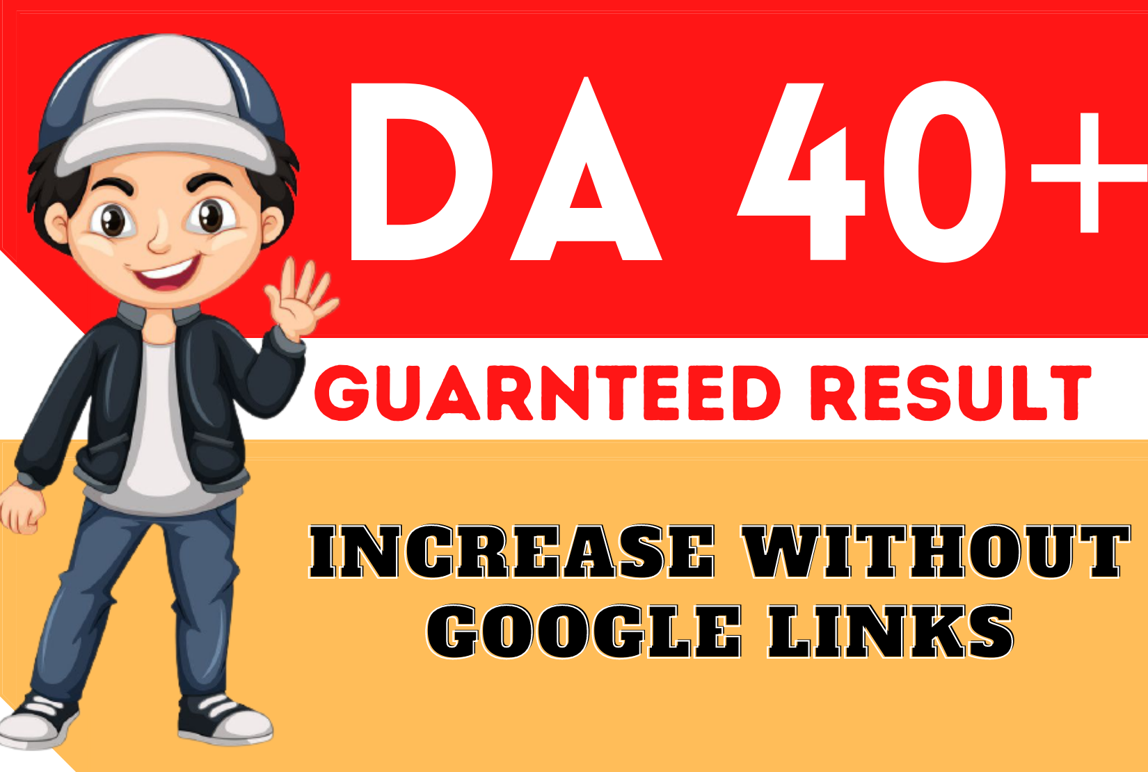 Increase Moz DA 35+ Without Google Links
