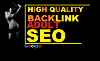 I will do Build 150 Adult Links Pr Up To 9