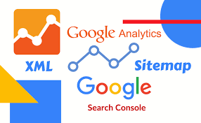 I will setup google analytics,  webmaster,  Bing,  Yandex and creation the site map