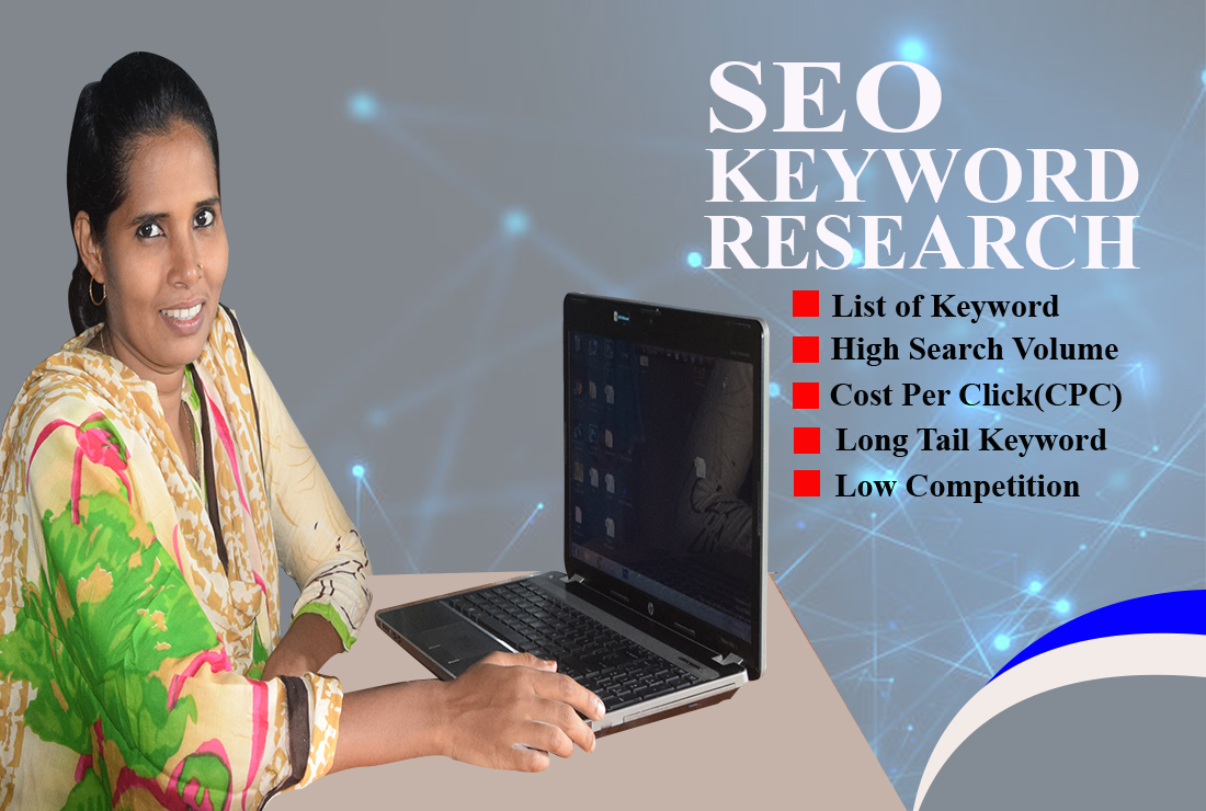 I will provide SEO report and keyword research