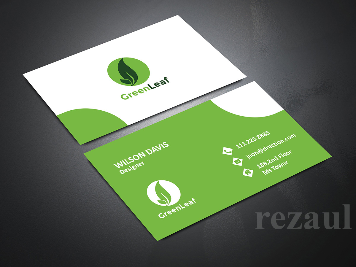 I will create professional business card design regularly