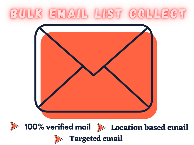 I Will Provide 1000 Active Email List For Email Marketing