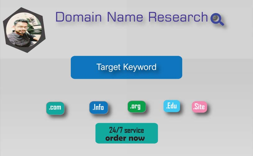 I Will Do The Best Domain Name Research For Your Website