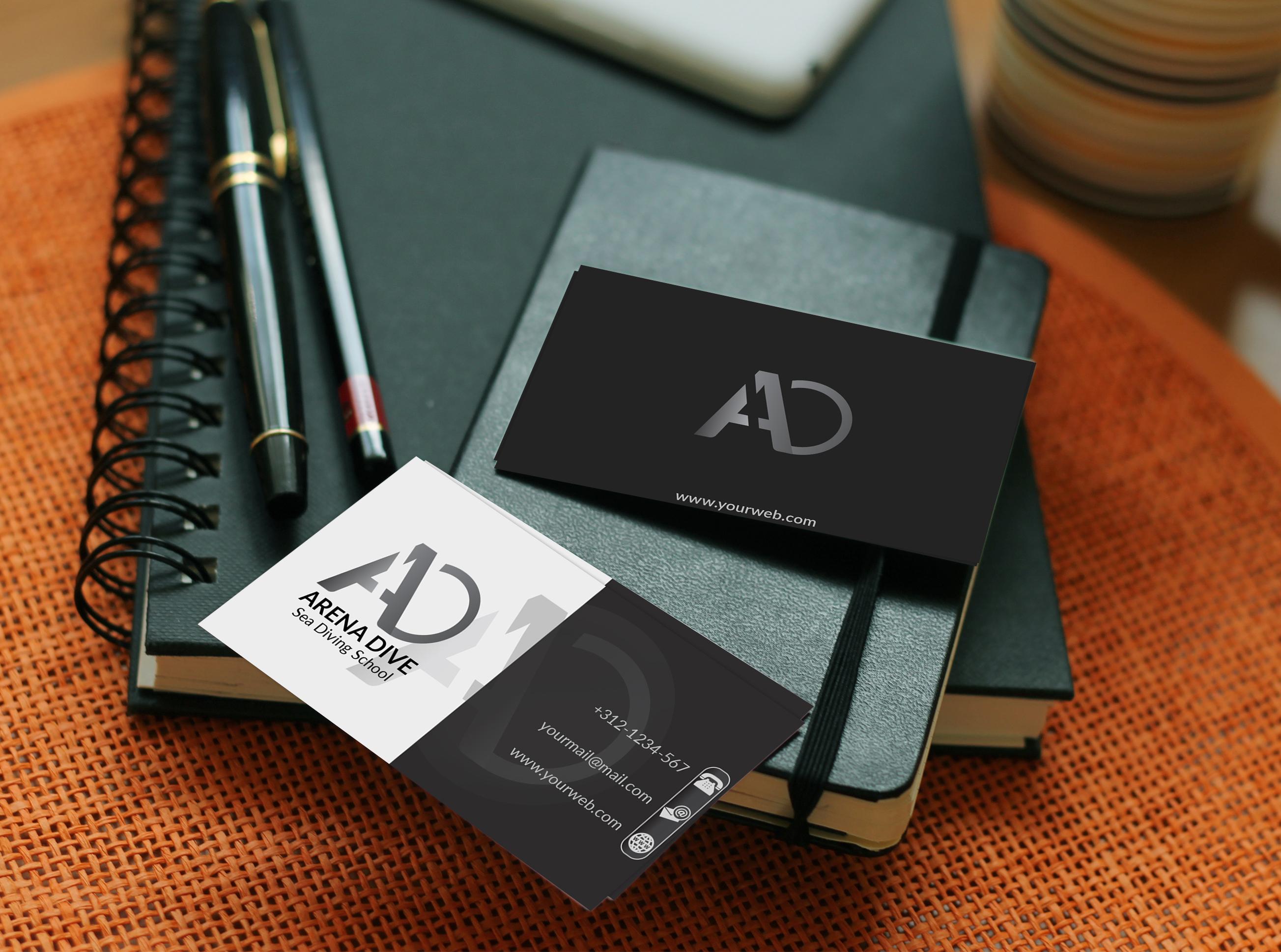 I will make a Business Card Design