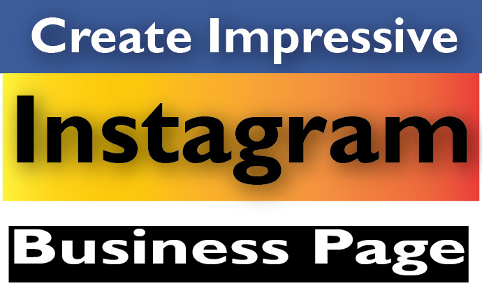 I will Create Your Instagram Business Page