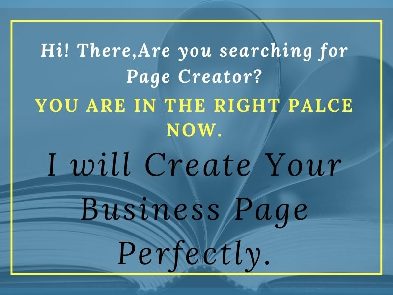 create impressive and seo optimized facebook business page