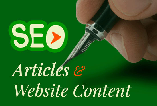 I will write Articles on different topics