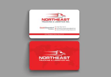 I will do professional business card design and stationary design