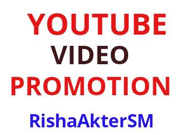 high quality YouTube video promotion supper social media marketing