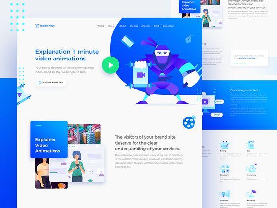 Responsive Website Design With Great UI Design