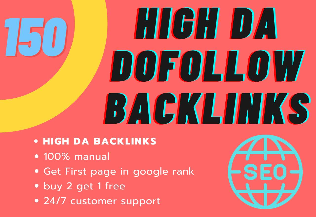 I will do for you Forum profile DO follow backlnks