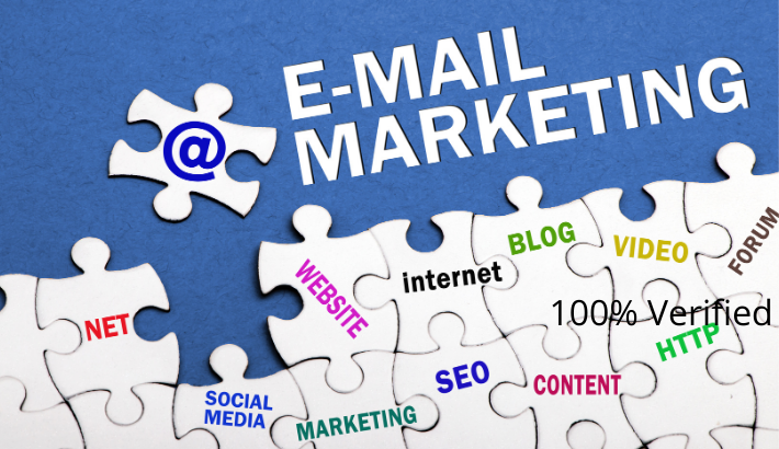 I Will Provide 20k Email List For Business