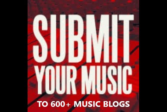 I will give 600+ music blog contacts