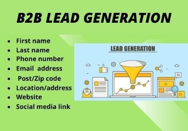 collect LinkedIn lead generation for targeted locations