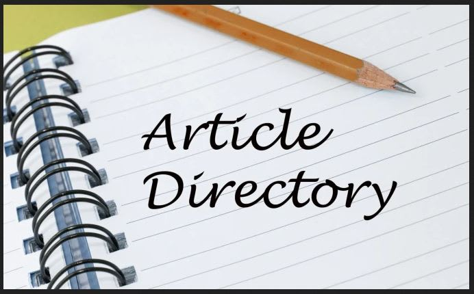I will build 2100 article directory submission SEO backlinks