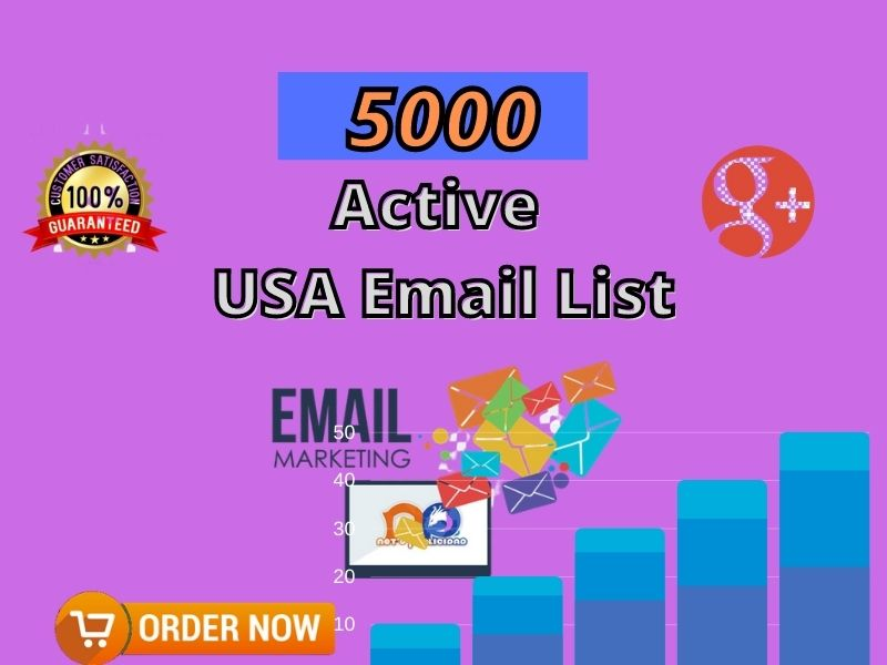 I will create and collection 5k niche targeted USA email list