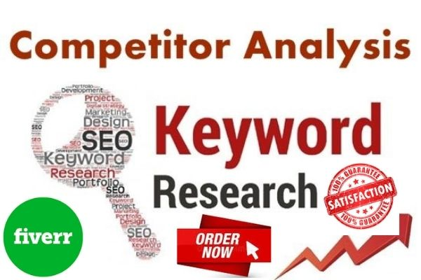 I will do SEO keyword research that ranks your site in google first page