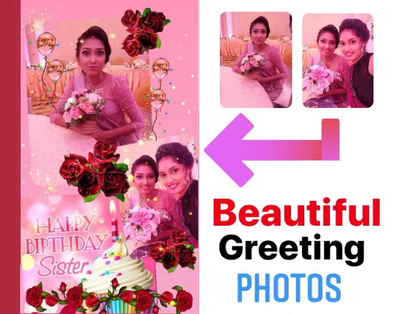 All the Greeting Photos you need are created by me.