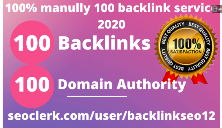 Limited Time- 103 Backlinks from High DA/PA 60+ Domains-Skyrocket your Google RANKINGS