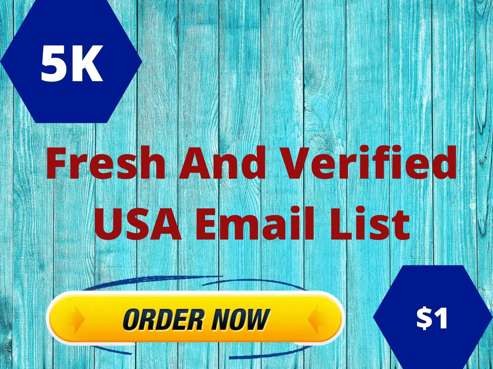 I will Collect Fresh And Verified USA Email List