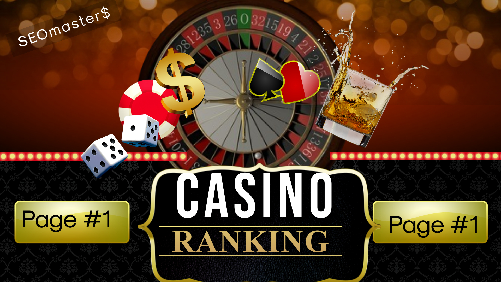 Rank Google1 Page Sbobet Dafabet Ufa Casino Poker Online Sports Betting Gambling Websites 1 Keyword