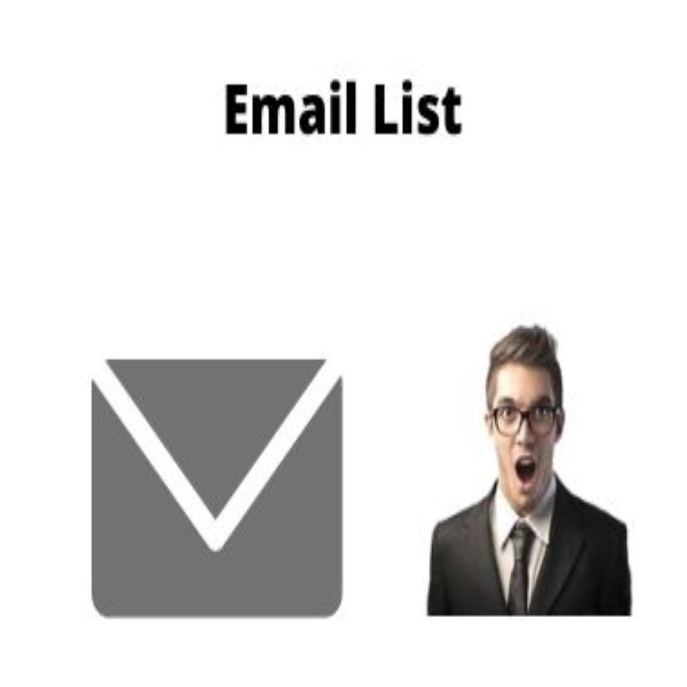 I'll collect the email list for you