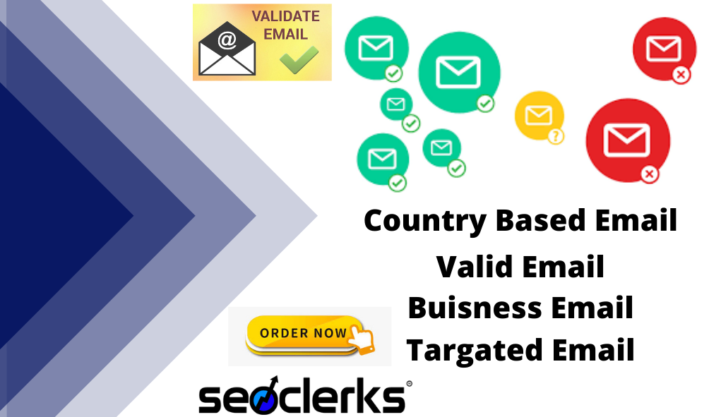 I will provide 1000 valid Email for your Business