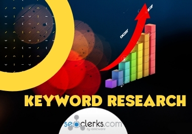 I will do most effective nichr related SEO keyword research and competitor analysis for Google ranki