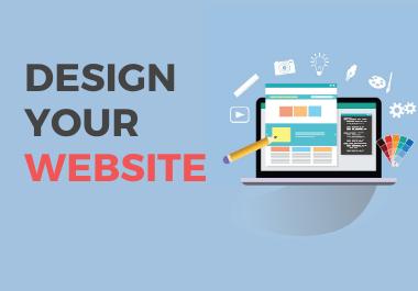 Design WordPress Website or Redesign & Fix Issues