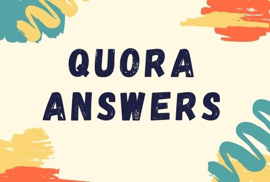 Promote your website on 10 HQ Quora answer with Guaranteed Traffic