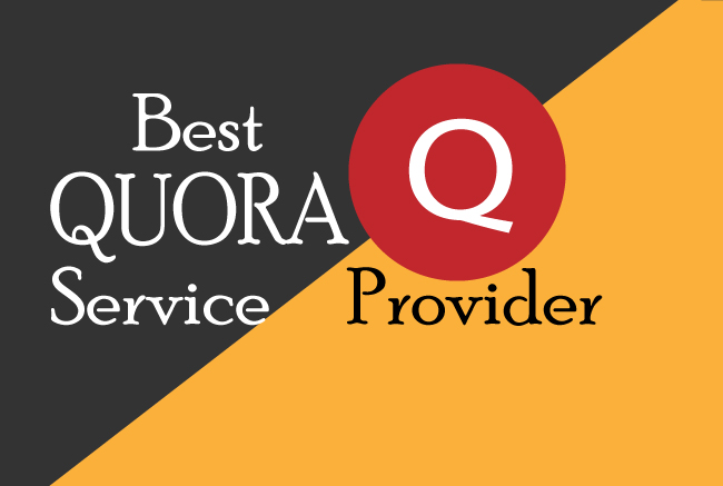 Promote your website 10 High Quality Quora Answers with your keyword & url