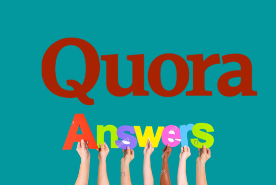 I will Provide you Niche related 3 Quora Answer for targeted Traffic