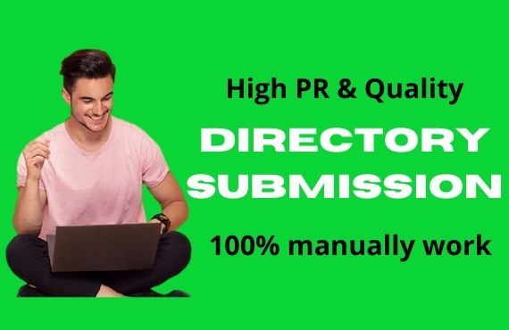 I will do 100 Directory Backlinks for your business website
