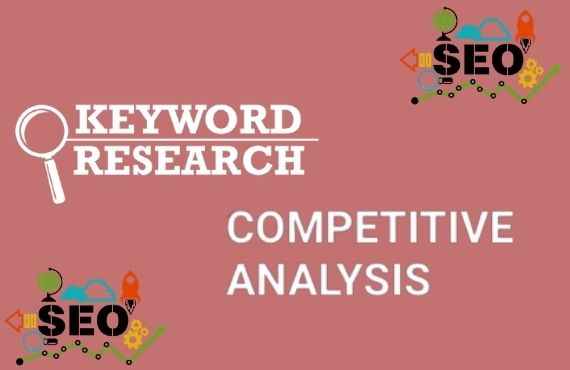 I will Give profitable Keyword Research and On Page Competitors analysis