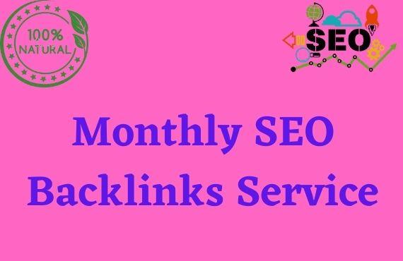 Manual 60 HQ Backlinks for Improved Google Rank