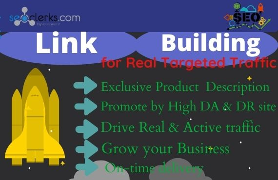 White Hat Manual Monthly Link Building Package for Increasing Ranking