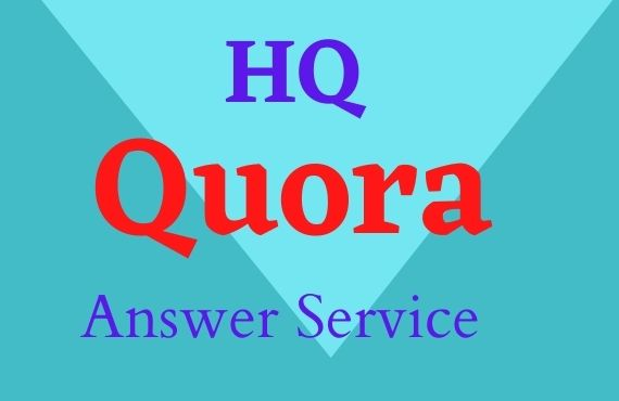 Promote Your targeted 3 Best High Quality Quora Answers