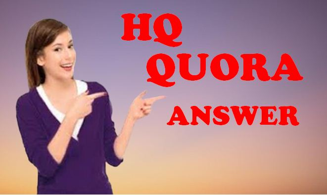 Promote your website by creating 2 HQ Quora Answer for targeted traffic