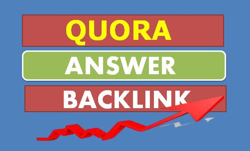 Promote your website in 2 High quality Quora Answer with link