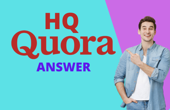 Promote your website 5 High quality Quora Answer For your targeted traffic