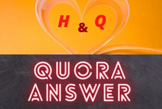 Promote your website 3 High quality Quora Answer with your Keyword & URL
