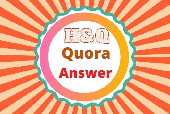 Promote your website 10 High quality Quora Answers.