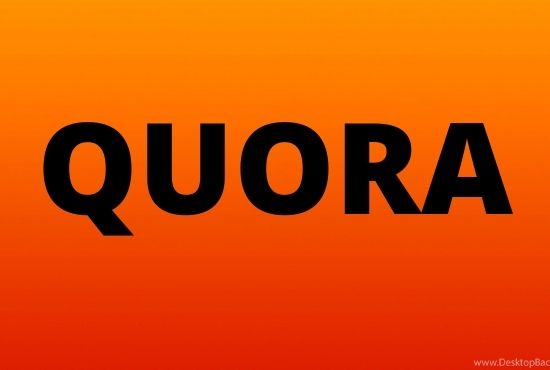 Promote your website 5 high quality niche relevant Quora answers within short time